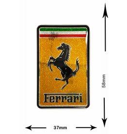 Ferrari Ferrari - 3D Sticker with Glitter