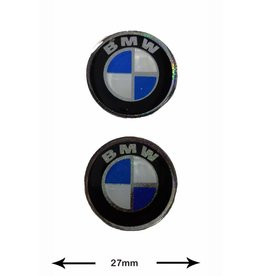 BMW BMW - 3D 2 pieces - black