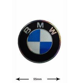 BMW BMW - 3D 1 Stück - Schwarz - mit Glitzer