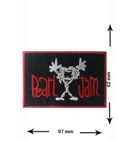 Pearl Jam Pearl Jam - schwarz - rot