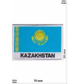 Kazakhstan Kazakhstan - Flagge - Kasachstan