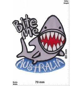 Australia Bite me - Australia -  Shark