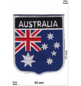 Australia Australia - Flag - Coat of arm