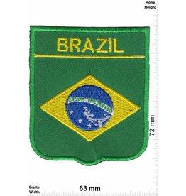 Brasil Braslien - Flagge - Wappen - Brasil