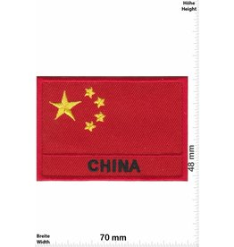 China China - Flagge