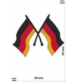 Germany 2 German Flag - Flags