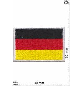 Germany 2 Stück ! Flagge - Deutschland - Germany - klein