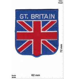 England Wappen Great Britain -  England - coat of arms - GT. BRITAIN -  Flag
