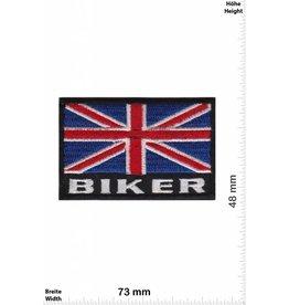 England Biker England - UK - union jack