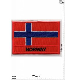 Norway Norwegen Flagge - Norway Flag -Countries