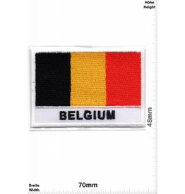 Belgium Belgien Flagge - Blegium Flag - Countries