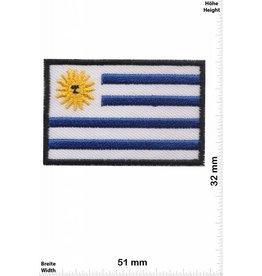 Uruguays 2 Stück - Flagge Uruguays - klein