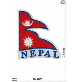 Nepal Nepal - coat of arms - Flag