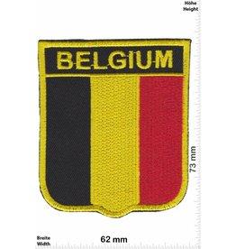 Belgium Belgien - Flagge - Wappen - Belgium