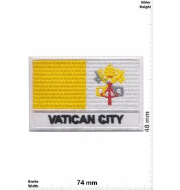 Vatican Vatican City - Flag