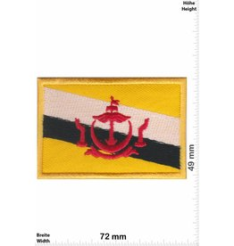 Brunei Brunei - Flagge