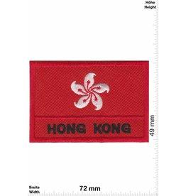 Hong Kong Hong Kong - Flagge