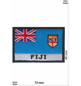 Fiji  Fiji - Flagge - Fidschi