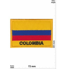 Colombia  Colombia - Flag