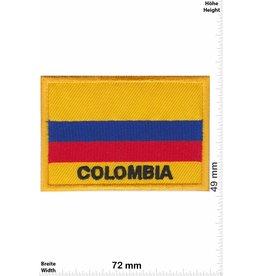 Colombia  Colombia - Flagge - Kolumbien