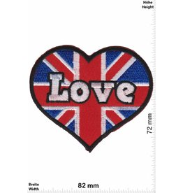 England Love UK - Union Jack