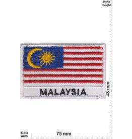 England Malaysia - Flag