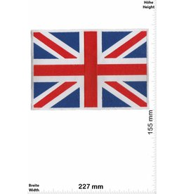 England UK - England - Union Jack - 22 cm
