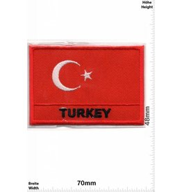 France Türkei Flagge - Tuerkey Flag - Countries