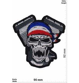 France Skull - France