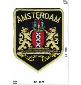 Netherland Amsterdam - coat of arms