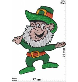 Ireland  St. Patrick's Day - grün Man - Ireland