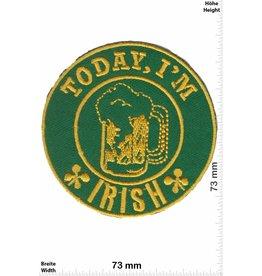 Ireland  Today i'm IRISH