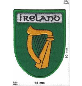 Ireland  Ireland - Irrland - Wappen