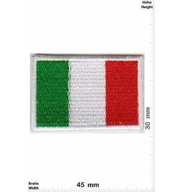 Italy 2 Stück ! Flagge  Italien - Italy - klein