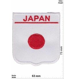 Japan Japan - Flagge - Wappen