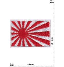 Japan 2 Piece ! Flag -  Kyokujitsuki - Rising Sun Flag - small