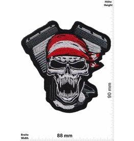 Austria Biker Austria - Skull