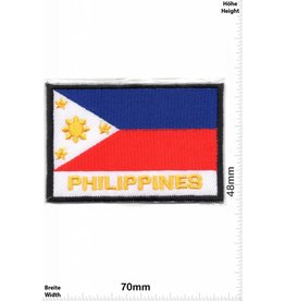 Philippines Philippinen Flagge - Philippines Flag - Countries
