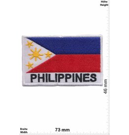 Philippines Philippines - Flagge -Philippinen