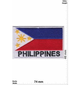 Philippines Philippinen - Flagge - Philippines
