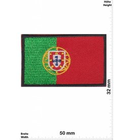 Portugal 2 Piece - Flag Portugal - 2 Stück - Flagge Portugal  - klein - Flag