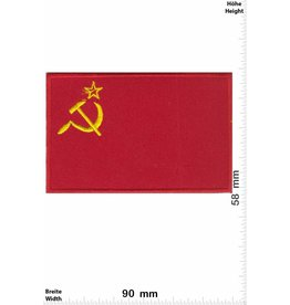 Russia Flag - Soviet Union