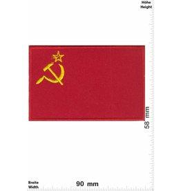 Russia Flag - Soviet Union