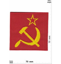Russia Flagge - Sowjetunion -Soviet Union