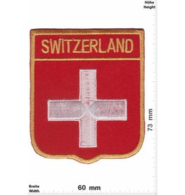 Swiss Switzerland -Schweiz - Wappen