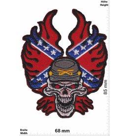 Southern Southern - Südstaaten -Totenkopf
