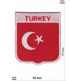Turkey Trukey  - coat of arms - Flag