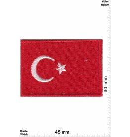 Turkey 2 Stück ! Flagge - Türkei - Turkey - klein