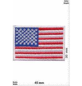 USA 2 Stück ! Flagge - USA - klein