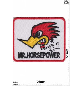 Woody Woody Woodpecker - MR. Horsepower